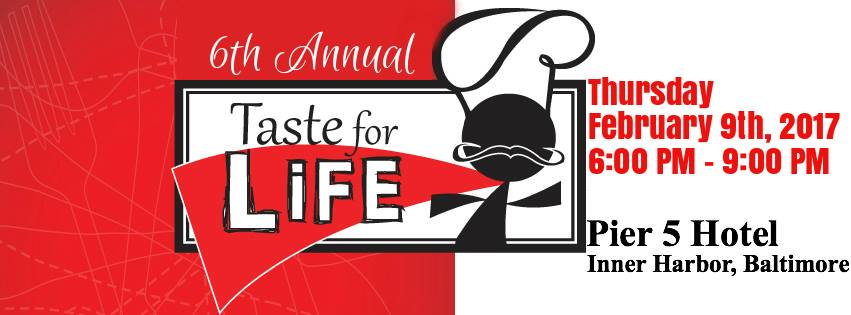 There Goes My Hero Announces 6th Annual Taste for Life