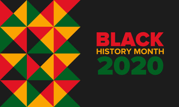 Black History Month. African American History.